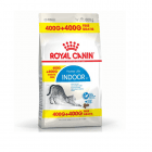 Royal Canin Indoor 27 - 400 гр.+400 гр. - Храна за котки, живеещи в затворени помещения и с ниска физическа активност, на възраст от 1 до 7 години