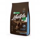 Пълноценна храна за кучета от всички породи Nature`s Protection Lifestyle Grain Free Adult, с риба, без зърно, 1.50кг, 10кг