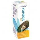 YUMEGA CAT - есенциални омега масла - подхранва сухата и чувствителна кожа. Намалява падането на козината