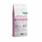 Пълноценна храна за възрастни кучета от средни и големи породи Alleva® Equilibrium Sensitive, със свинско месо, 12.00кг