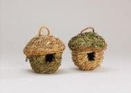 Закрито гнездо за тропически птици - лукс