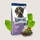 Happy Dog Adult Senior - Храна за възрастни кучета - три разфасовки