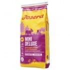 Josera Mini Deluxe - Суха храна за кучета от дребни породи - предотвратява появата на зъбен камък