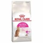 Royal Canin Exigent 42 Protein Preference - храна за чувствителни към храната котки, със специален състав от протеини, мазнини и въглехидрати - три разфасовки
