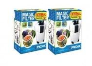 PRODAC Проф. външни филтри с различен дебит и мощност 36w