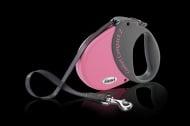 Flexi Comfort Compact Small /автоматичен повод за кучета до 15кг лента 5м/