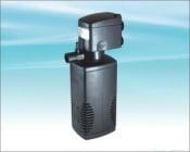 Вътрешен филтър SunSun JP-023F, подходящ за аквариуми от 150 до 200 литра.