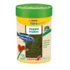 sera Flora Nature, 100 мл - основна храна със Спирулина без оцветители и консерванти