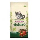 Сhinchilla Nature  - Пълноценна храна за чинчили. Разнообразна смес с високо съдържание на фибри - две разфасовки