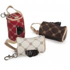 Луксозна чантичка за пликчета - три цвята
