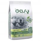 Храна за кучета Oasy Rabbit Monoprotein Adult със заешко за всички породи над 12 месеца, две разфасовки