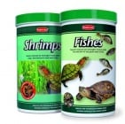 """""""Изсушени рибки"""" - Храна за Червенобузи костенурки"""