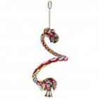Въже-пружина за папагали 50cm.