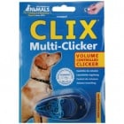 """CLIX Multi-Clicker"" - Кликер за обучение на кучета с регулируем звук"