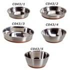 Метална купа коте -Durapet  - различни размери
