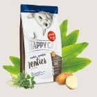 Happy Cat Sensitive Grain Free reindeer – Храна за котки с еленско месо - три разфасовки