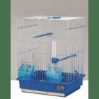 Окомплектована клетка за папагал