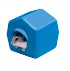Ferplast ISBA  - къща за хамстери и други малки гризачи - 10,4 x 11,4 x h 11 cm
