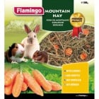 """Планинско сено с моркови"" - За морски свинчета и зайчета"