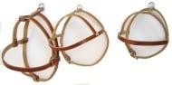 Нагръдници от кожа Класик от Миазоо, България - различни размери