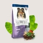 Happy Dog Mini Senior – Храна за стари кучета с тегло до 10 кг - две разфасовки