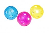 Играчка good 4 fun топка с отвори, 11см от Karlie, Германия