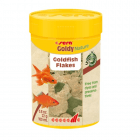 sera Goldy Nature, 100 мл - основна храна за златни рибки без оцветители и консерванти