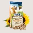 Премиум храна за кучета – Happy Dog Natur Croq Говеждо с ориз - три разфасовки