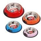 Метална купа с гумена основа CAMON -  различни размери и цветове