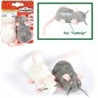 Мишки за котки - с място за поставяне на Катнип, 8 см
