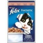 """""""FELIX Fantastic"""" - Пауч в желе за котки с различни вкусове"""