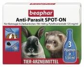 """Bio Anti-Parasite Spot On"" - Репелентни капки гризачи"