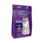Butcher's Pro Series Indoor cat Пълноценна храна за котки живеещи предимно у дома или кастрирани котки с птиче месо 800гр