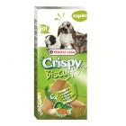 Versale Laga Crispy Biscuit Small Animals Vegetables – кексчета за гризачи със зеленчуци и яйцa, 70гр