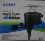 Sobo WP 2250 - помпа / глава 35W 2800L/H 2,0m/max lift, Sobo