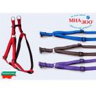 Нагръдник от изкуствена лента за куче Ексклузив, различни размери и цветове, Миазоо