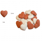 Бисквити мини сърчица с вкус на ягода от Animal Lovers, Холандия- 100гр