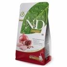 Храна за малки котенца, бременни и кърмещи котки N&D Prime, без зърно, с пиле и нар, три разфасовки