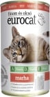 Хапки за котка с телешко EURO CAT 415гр