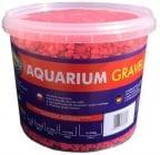 Aqua Nova Пясък изкрящо розово 4-8mm - разфасовка 5кг