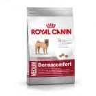 """""""Medium Dermacomfort"""" - Храна за зрели и възрастни кучета от средни породи, склонни към кожни раздразнения и сърбежи"""