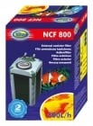 Aqua Nova NCF- 800 (800L/H)  Външен филтър за аквариуми до 200л