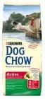 """""""Dog Chow Active"""" - Храна за активни кучета с пиле и ориз 15 кг."""
