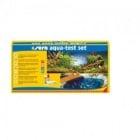"""""""Sera aqua test set"""" - Tестове за точно определяне на: pH ( 4,5 до 9.0); GH; KH; NO2"""