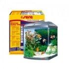"""""""Sera Biotop Cube 130 XXL"""" - Аквариум за рибки с вградено осветление и филтър"""