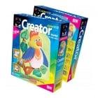 Креативен комплект Creator «Crested bird»