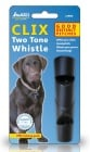 """""""CLIX  Two Tone Whistle"""" - Свирка два тона, подходяща за всички породи кучета"""
