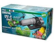Стерилизатор за аквариуми JBL ProCristal Compact UV-C 11 W - Кристално чиста и здравословна вода