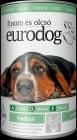 """EuroDog"" - Хапки за кучета, различни вкусове, 415 гр."