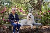 90-годишна жена с напреднал стадий на рак избра да прекара последните дни с кучето си